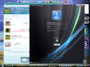 MSN 2009 e 8.5 juntos